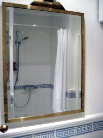 Appartment,Dusche